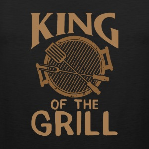 KING OF THE GRILL - Men's Premium Tank