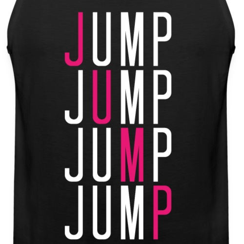 Everybody JUMP - Men's Premium Tank