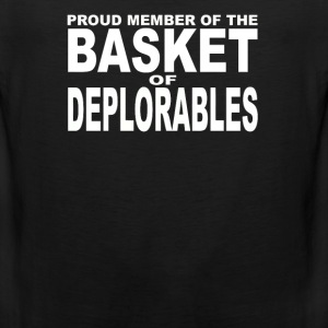Basket Of Deplorables - Men's Premium Tank