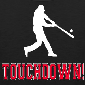 TOUCHDOWN T Shirt - Men's Premium Tank
