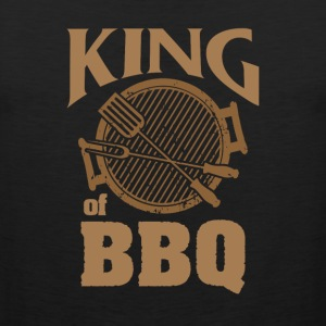 KING of BBQ - Men's Premium Tank