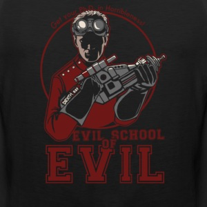 Dr.Horrible's Evil School of Evil - Men's Premium Tank
