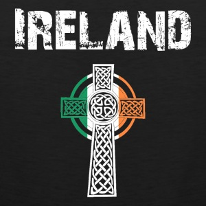 Nation-Design Ireland Cross - Men's Premium Tank