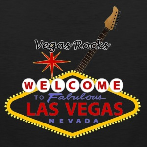 Vegas Rocks - Men's Premium Tank