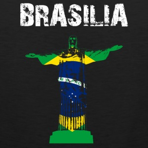 Nation-Design Brasilia Cristo - Men's Premium Tank