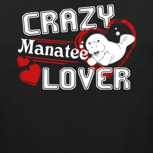 Manatee Lover Shirt - Men's Premium Tank