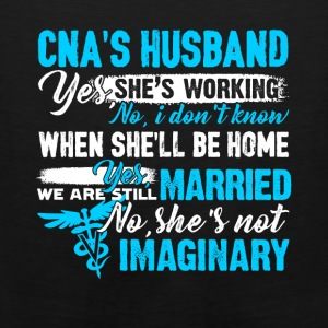 CNA Husband Shirt - Men's Premium Tank
