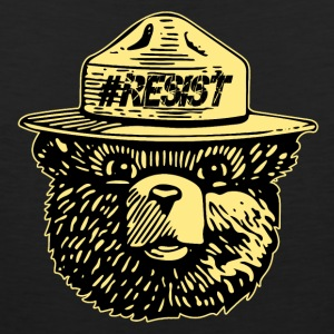 RESIST Bear - Men's Premium Tank