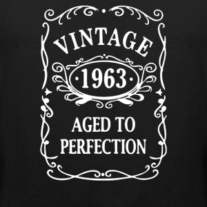 VINTAGE 1990 to 2000 years AGED TO PERFECTION - Men's Premium Tank