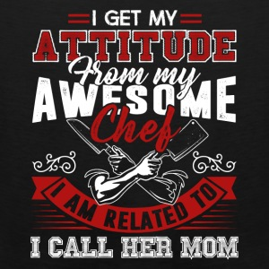 Chef Shirt - Men's Premium Tank