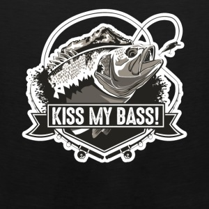 Bass Fishing Tshirt - Men's Premium Tank