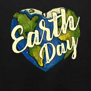 Earth Day Shirt - Men's Premium Tank