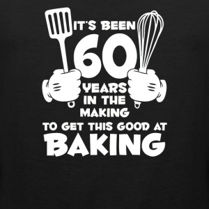 It's Been 60 Years Baking - Men's Premium Tank