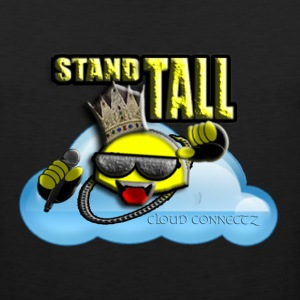 Stand Tall (Cloud Connectz) - Men's Premium Tank