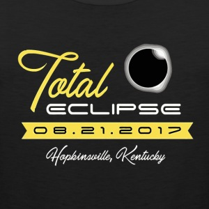 Total Solar Eclipse 2017 Hopkinsville - Men's Premium Tank