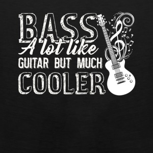 Bass Guitar Tee Shirt - Men's Premium Tank
