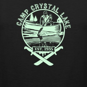 Camp Crystal Lake - Men's Premium Tank