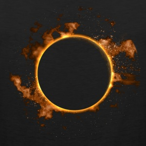 Total Solar Eclipse August 21 2017 - Men's Premium Tank