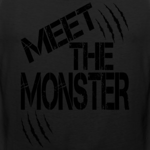 Meet The Monster - Men's Premium Tank