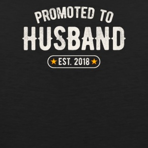 Promoted To Husband 2018 - Men's Premium Tank