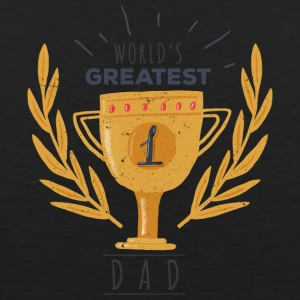 World's Greatest Dad - Men's Premium Tank