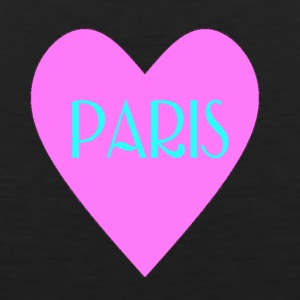 I Love Paris - Men's Premium Tank