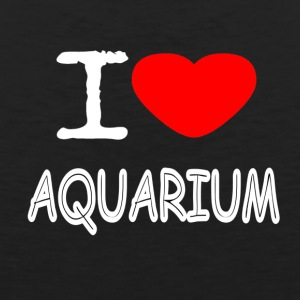 I LOVE AQUARIUM - Men's Premium Tank