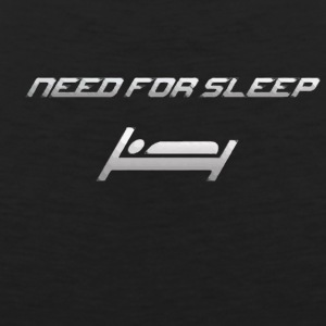 Need for sleep gaming parody - Men's Premium Tank