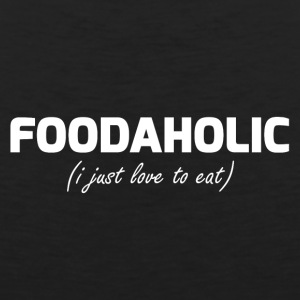Foodaholic just love eat - Men's Premium Tank