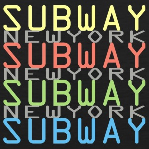 Subway New York - Men's Premium Tank