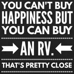 Happiness is buying an RV - Men's Premium Tank