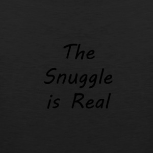 The-Snuggle-is-Real - Men's Premium Tank