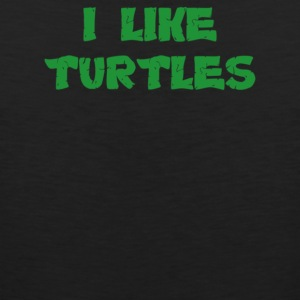 I Like Turtles - Men's Premium Tank