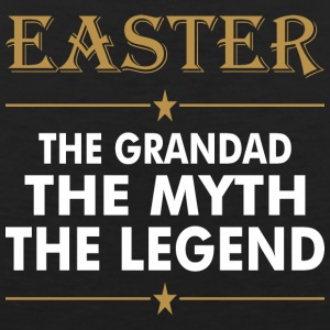 Easter The Grandad The Myth The Legend - Men's Premium Tank