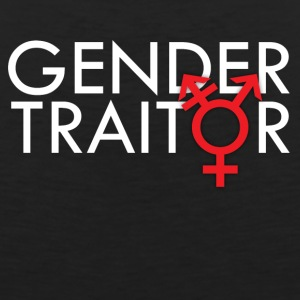 Gender Traitor - Transgender - Men's Premium Tank
