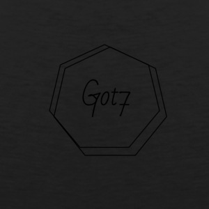 Got7 logo modern/modified - Men's Premium Tank