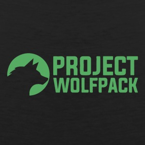 Project Wolfpack Shirt Logo - Men's Premium Tank