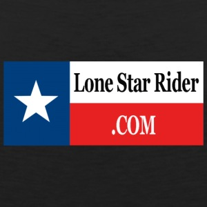 Lone Star Rider Texas Flag - Men's Premium Tank