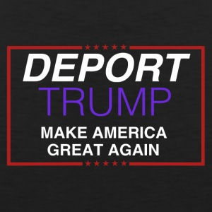 Deport Trump - Men's Premium Tank