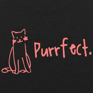 Perfect Cat Shirt Gift - Men's Premium Tank