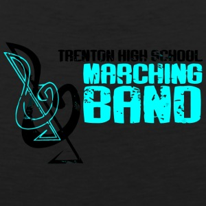 TRENTON HIGH SCHOOL MARCHING BAND - Men's Premium Tank