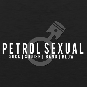 PETROL SEXUAL - Men's Premium Tank