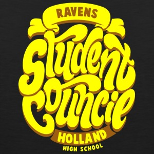 RAVENS HOLLAND HIGH SCHOOL - Men's Premium Tank