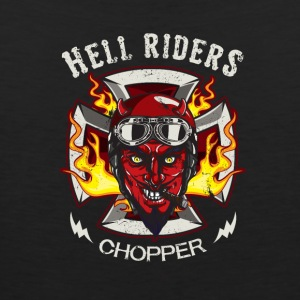 Hell riders Chopper - Men's Premium Tank