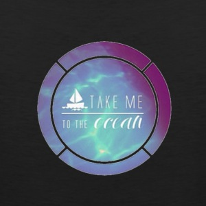take me to the ocean - Men's Premium Tank