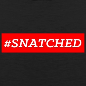 #SNATCHED OFFICIAL - Men's Premium Tank