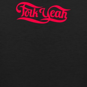 Folk Yeah Music - Men's Premium Tank