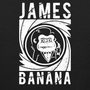 James Banana Band - Men's Premium Tank