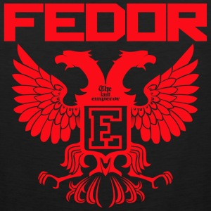 Fedor Emelianenko Russian Eagle - Men's Premium Tank