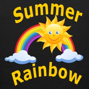 Summer Rainbow - Men's Premium Tank